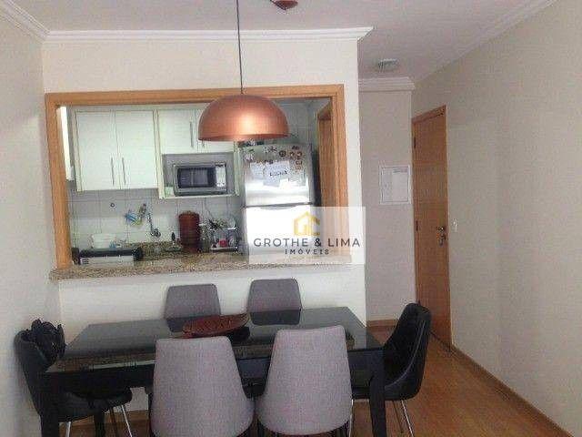 Apartamento com 2 dormitórios à venda, 72 m² por R$ 562.000 - Vila Ema - São José dos Camp - Foto 5