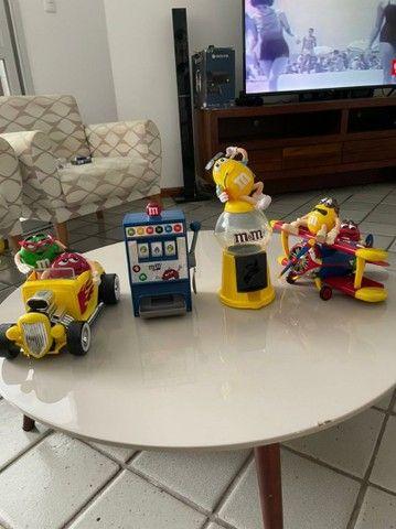 Brinquedos colecionáveis da M&M - Foto 4