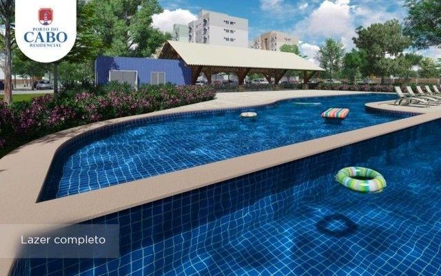 MF- Porto Cabo. apartamento muito agradável para você viver ! - Foto 3