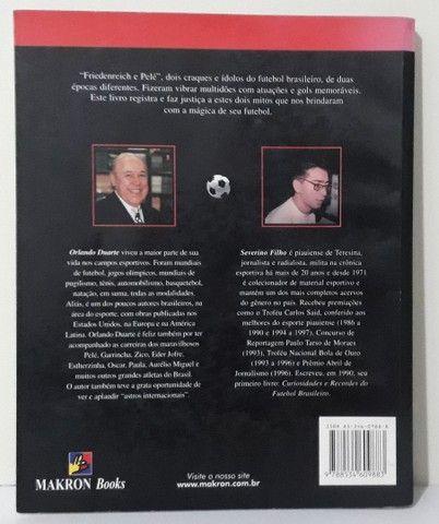 Livro - FRIED versus PELÉ - Foto 2