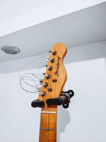 Guitarra Strinberg CLC89 Telecaster Natural - Foto 4