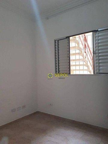 Casa com 2 dormitórios para alugar, 65 m² por R$ 950,00/mês - Jardim Egle - São Paulo/SP - Foto 8
