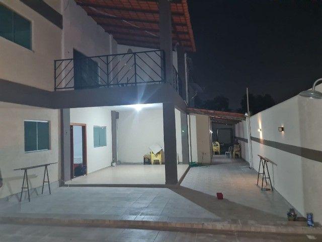 Casa com 4 Quartos, Piscina e Churrasqueira em Taguatinga Sul. - Foto 4