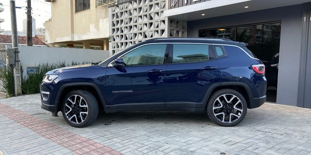 Jeep Compass Limited - 2020 - Foto 16