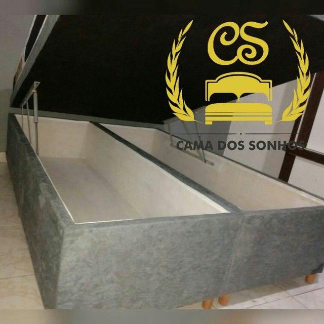 Cama Box de Qualidade no Precinho - Foto 6