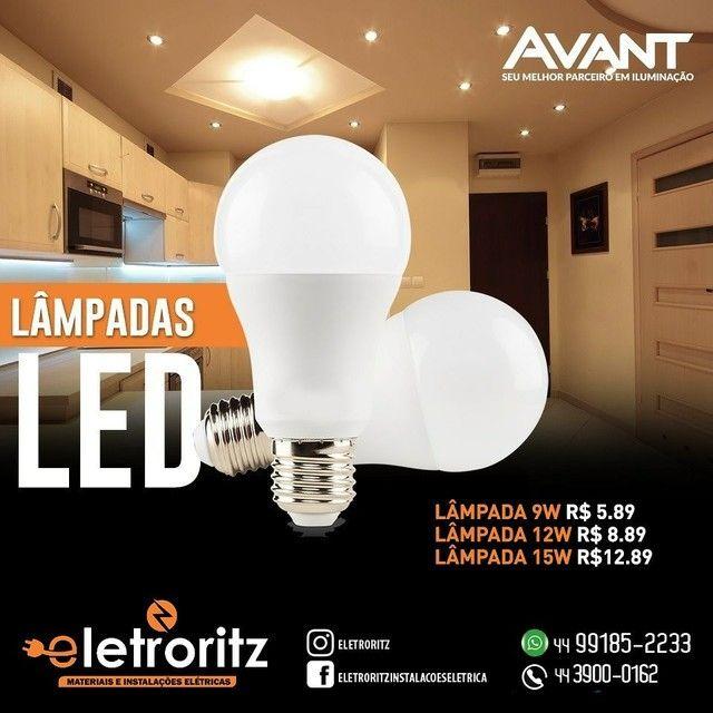 Lampadas 9w 12w 15w