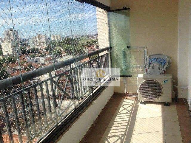 Apartamento com 2 dormitórios à venda, 72 m² por R$ 562.000 - Vila Ema - São José dos Camp - Foto 3