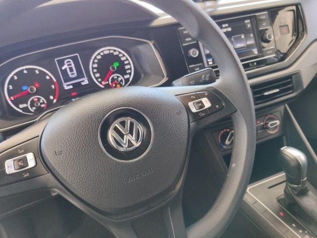 virtus confortline 1.0  200 tsi aut 2020  - Foto 7