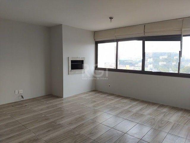 Apartamento à venda com 3 dormitórios em Cristal, Porto alegre cod:LU433462 - Foto 2