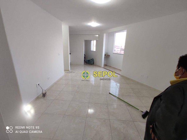 Apartamento com 2 dormitórios para alugar por R$ 1.400,00/mês - Jardim Brasília - São Paul - Foto 5