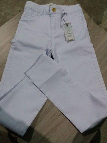 Calça Jeans - Tamanho 38/40