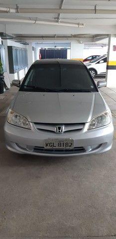 Civic 2005 novo, troco