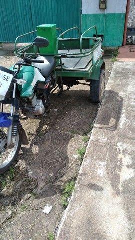 Vendo triciclo fusco - Foto 2