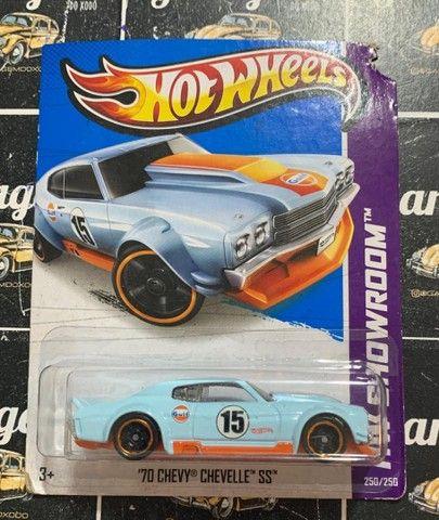 Hot Wheels miniaturas antigas 2011-2013 - Foto 2