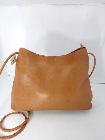 Bolsa em couro - Foto 4