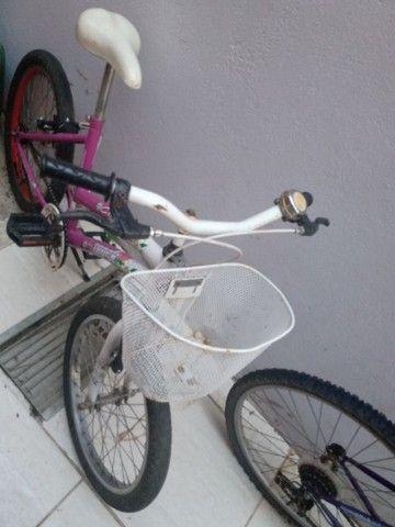 Bicicleta aro 22  - Foto 2