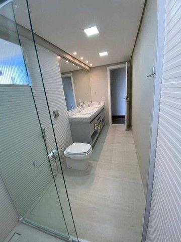 Apartamento com 4 dormitórios, 224 m² por R$ 850.000 - Praça Popular - Cuiabá/MT #FR 135 - Foto 8