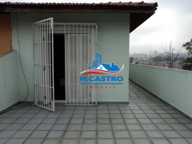 Casa Sobrado 02 Dormitórios - 02 Vaga de Garagem - Campo Limpo - Foto 7