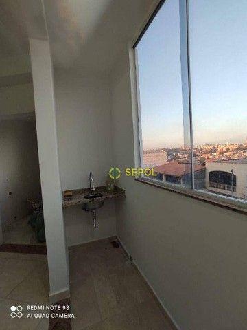Apartamento com 2 dormitórios para alugar por R$ 1.400,00/mês - Jardim Brasília - São Paul - Foto 2