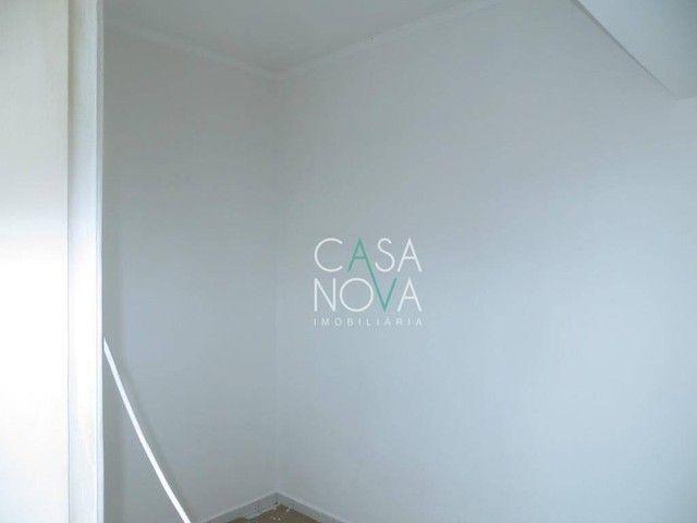 Apartamento com 2 dormitórios para alugar, 118 m² por R$ 3.000,00/mês - José Menino - Sant - Foto 19