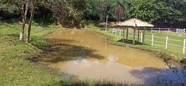 Haras Maravilhoso de 6 hectares com lindo lago perto de Lagoa Santa (JH83)
