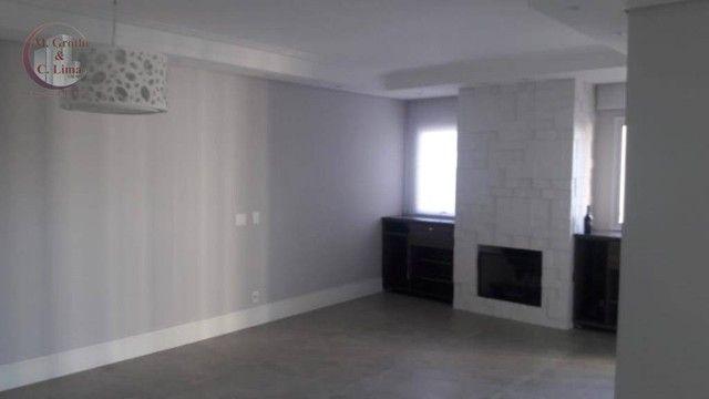 Apartamento com 4 dormitórios para alugar, 245 m² por R$ 6.500,00/mês - Jardim das Colinas - Foto 10