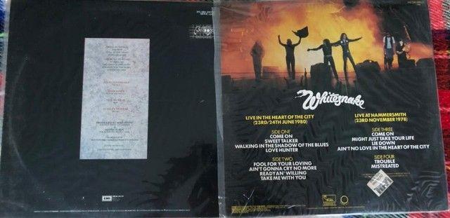 2 LP Whitesnake - Foto 2