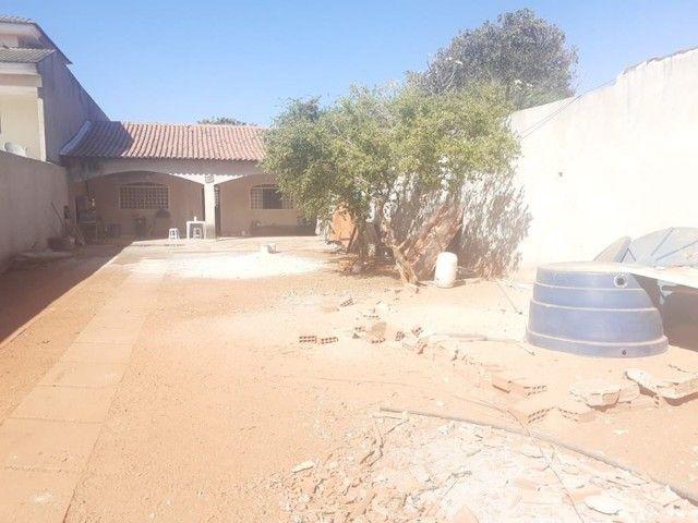 Casa em Fase de Acabamento, 2 Quartos, Dentro de Condomínio, Lote de 400m² em Vicente Pire - Foto 3