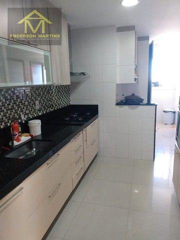 Belíssimo apartamento 3 quartos na Praia da Costa ? cód. 17730am - Foto 5