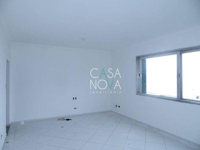 Apartamento com 2 dormitórios para alugar, 118 m² por R$ 3.000,00/mês - José Menino - Sant - Foto 2