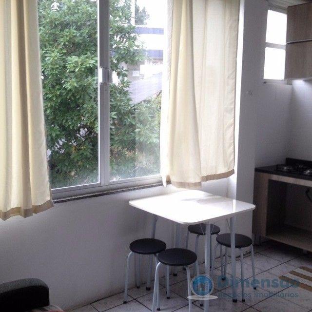 Apartamento para alugar com 1 dormitórios em Itacorubi, Florianópolis cod:78 - Foto 5