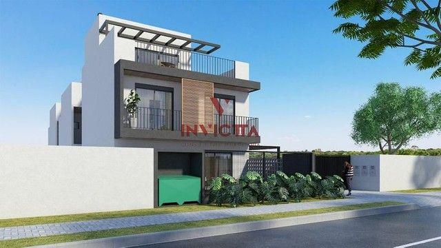 SOBRADO RESIDENCIAL com 3 dormitórios à venda com 177m² por R$ 850.000,00 no bairro Santa  - Foto 6