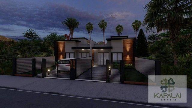 Casa com 2 dormitórios à venda, 62 m² por R$ 269.000 - Itajuba - Barra Velha/SC - Foto 9