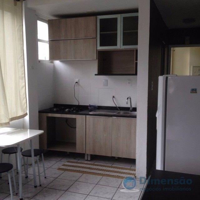 Apartamento para alugar com 1 dormitórios em Itacorubi, Florianópolis cod:78
