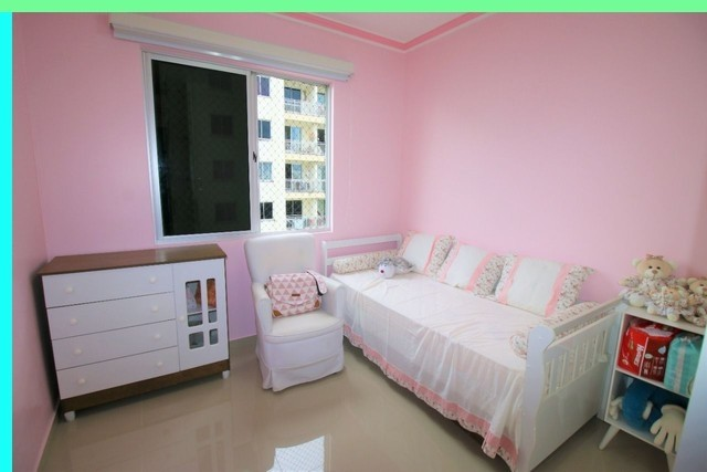 Ponta Negra Condomínio weekend Club Apartamento 3 Quartos - Foto 12