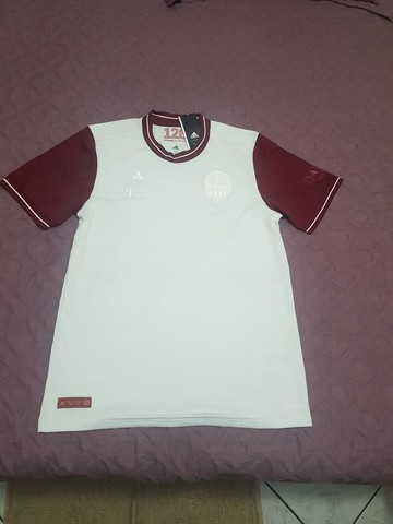 Camisa Original Adidas - Bayer de Munich