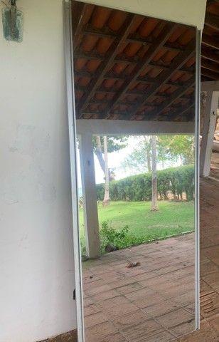 Espelho aproximadamente 2 metros  - Foto 3