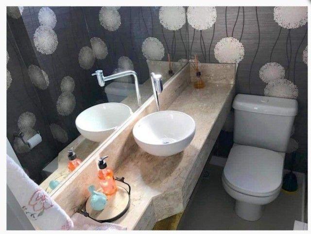 Amplo apartamento Mobiliado 1 por andar Barra Sul Balneário Camboriú - Foto 11