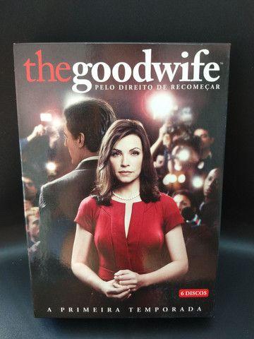 DVDs - Série The good wife - temporadas 1, 2 e 3 - Foto 2
