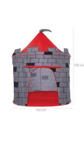 Barraca Infantil Castelo Torre do Príncipe DM TOYS. - Foto 6