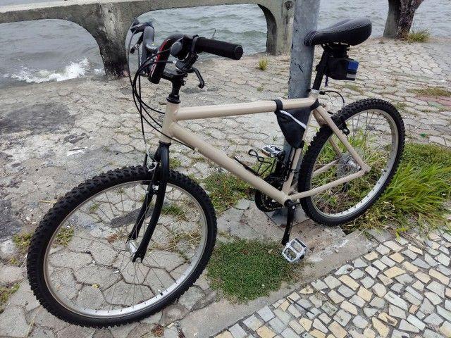 Bicicleta 21v alumínio ZERO BALA!