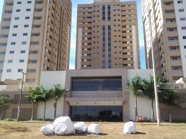 Boulevard das Palmeiras 3 Qts Planejado Reformado e Nascente *