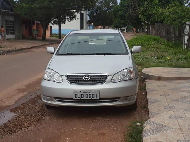 Corolla xei ou troco por repasse de carro utilitário