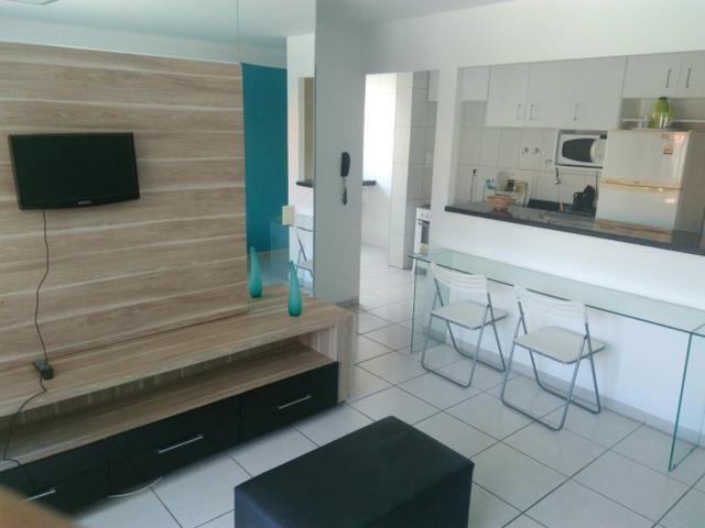 Quarto e sala,mobiliado, com varanda! ponta verde