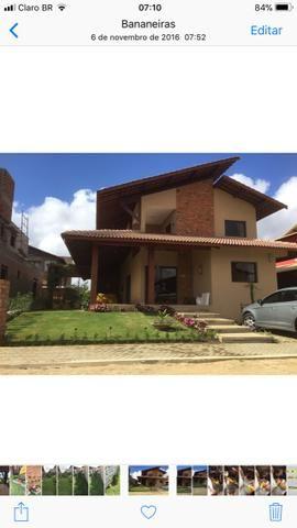 Casa em Bananeiras, condomínio Águas da Serra
