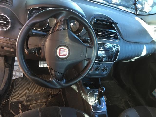 Fiat Punto Sport 1.6/16v ano 2014 sucata somente peças - Foto 5
