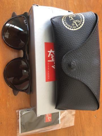 Vendo óculos Ray Ban Erika Polarizado original com nota fiscal ... eb608893b7