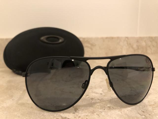 Óculos Oakley Masculino Plaintiff Squared - Bijouterias, relógios e ... 658e5c240b