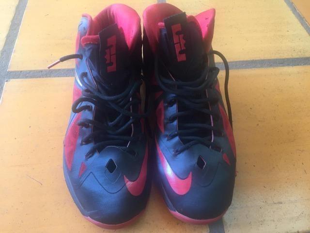 Nike Lebron James X - 10  Heat Away  c1612eb58831e