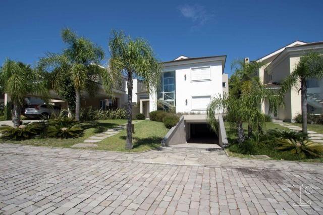 Casa de condomínio para alugar com 4 dormitórios cod:LU263209
